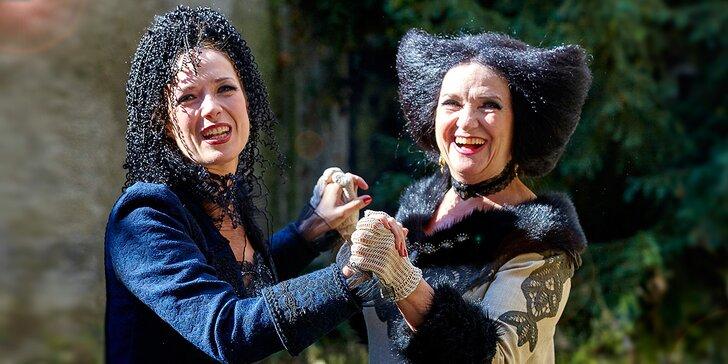 Na Strašidla do Lucerny: 2 lístky na rodinnou komedii Zdeňka Trošky (25. 10.)