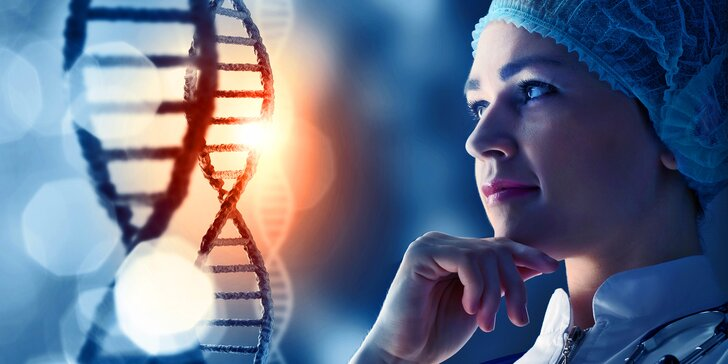 Poznejte své kořeny: Genetický test původu DNA z otcovské i mateřské linie