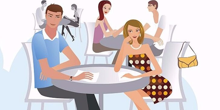 Živá seznamka Smart Dating - podzimní seznamovací večery