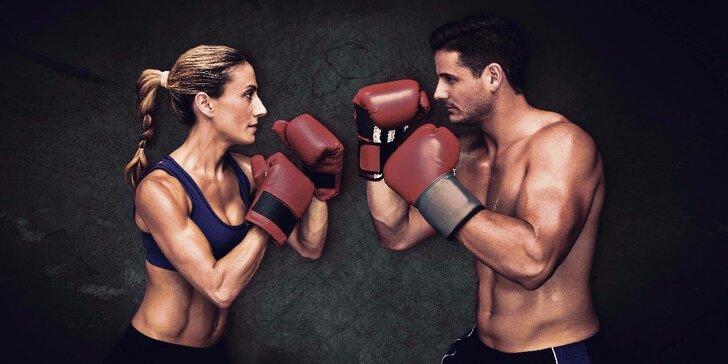 Boxing - dostaňte se do kondice a vyrýsujte tělo s trenérem