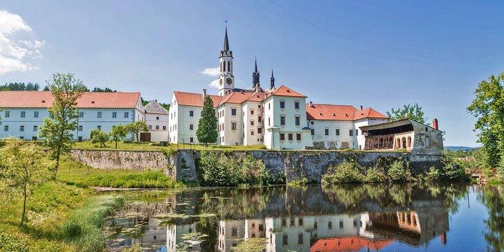 Podzim na Lipně: Zbrusu nový apartmán pro 4 osoby, wellness a výlety do okolí
