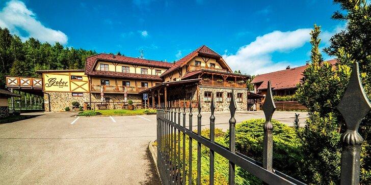 Podzimní rodinná wellness dovolená v Hotelu Gobor *** v Západních Tatrách