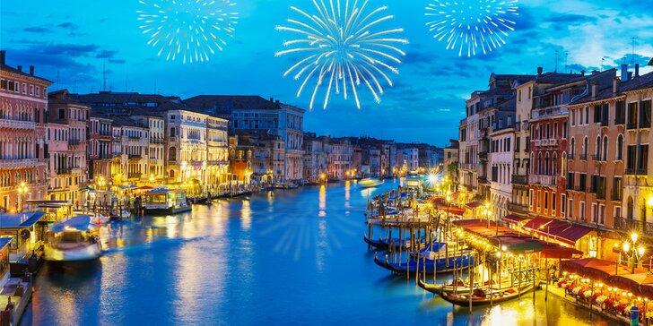 Nezapomenutelný Silvestr v romantických Benátkách
