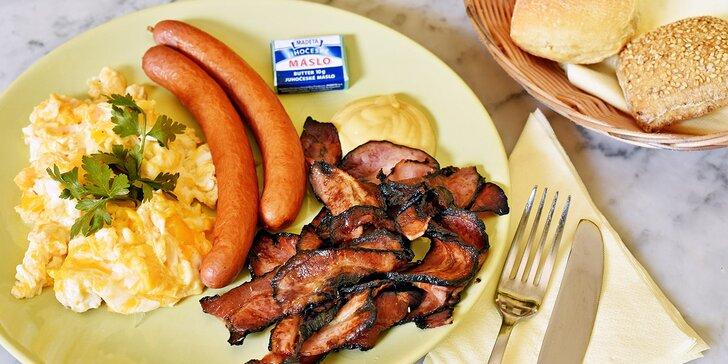 Brunch: Pozdní snídaně nebo chutná svačinka v Café Šlágr