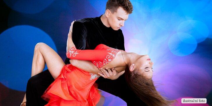 Podzim v rytmu kubánské salsy - taneční lekce pro dospělé