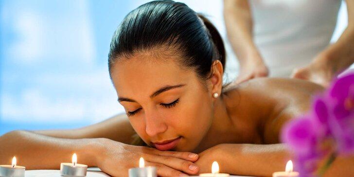 Magický zážitek: 60 nebo 120 minut smyslné andělské masáže pro ženy