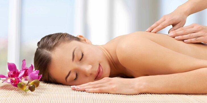 100 minut relaxace v Royal Jasmine Spa s masáží a aroma lázní