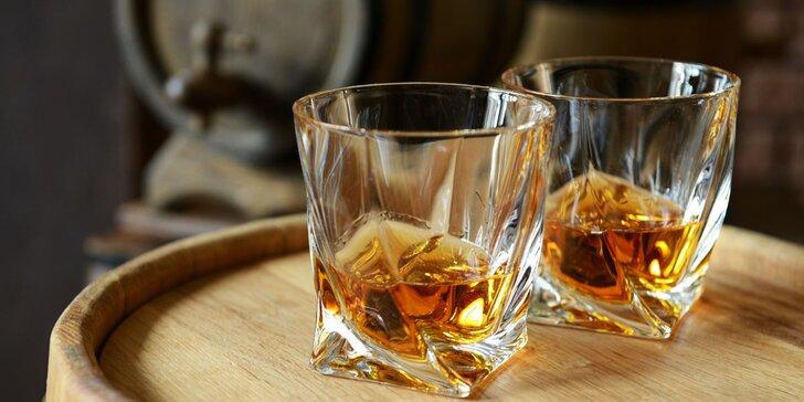Degustace Special 8 vzorků třtinových rumů s teplým pohoštěním