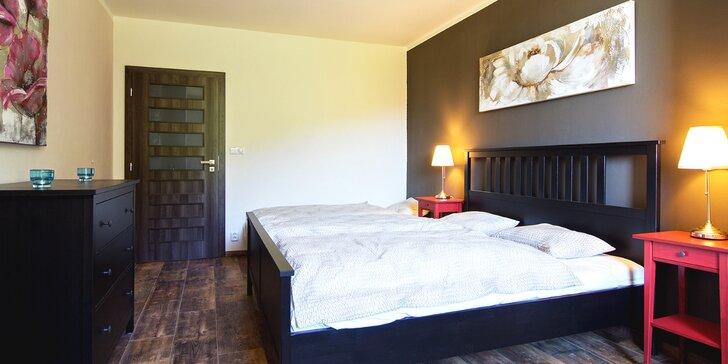 7 nocí až pro 6 osob v luxusních horských apartmánech chaty Švadlenka
