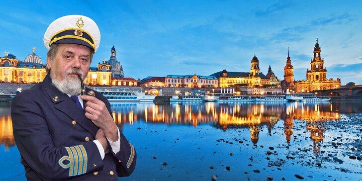 Adventní plavby za vánočními trhy do Drážďan vč. oběda a výkladu průvodce