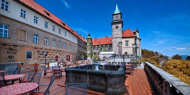 Zámecká idylka v Českém ráji: špičkové wellness služby a nádherné okolí
