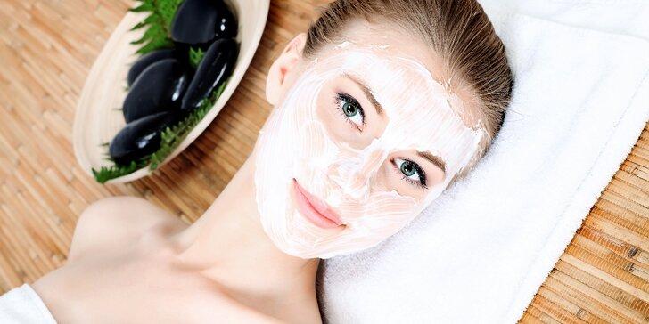 Podzimní ošetřeni: Chemický peeling tváře, krku a dekoltu
