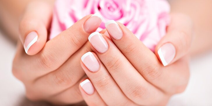Precizní CND manikúra včetně keratinizace nehtů