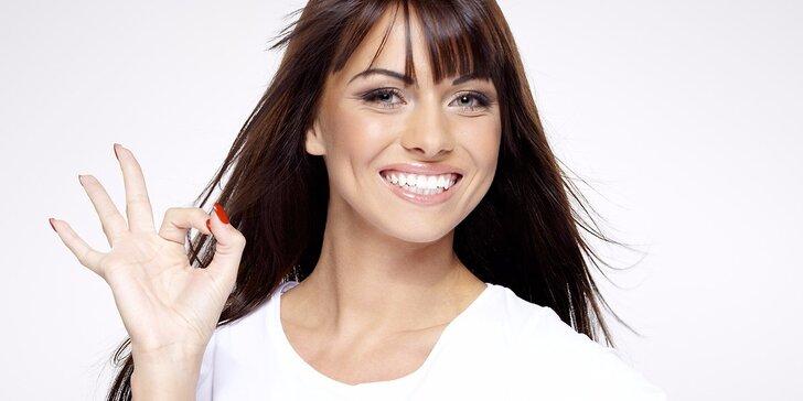 Dentální péče pro zdravý a zářivý úsměv: kompletní hygiena i bělení