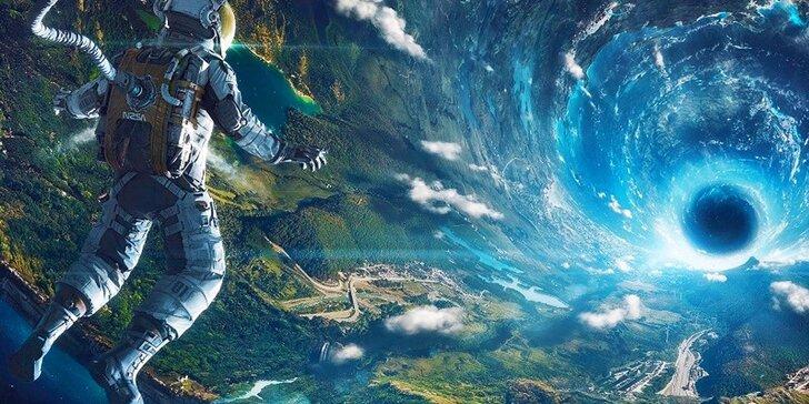 SpaceShip Escape – vesmírná únikovka s rozšířenou a virtuální realitou