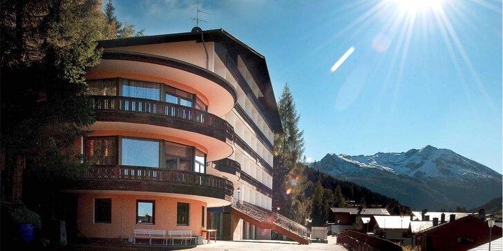 Lyžovačka v Rakousku s all inclusive light a ubytováním pro 2 děti do 10 let zdarma