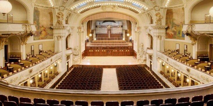 Exkluzivní sváteční galakoncert ve Smetanově síni Obecního domu