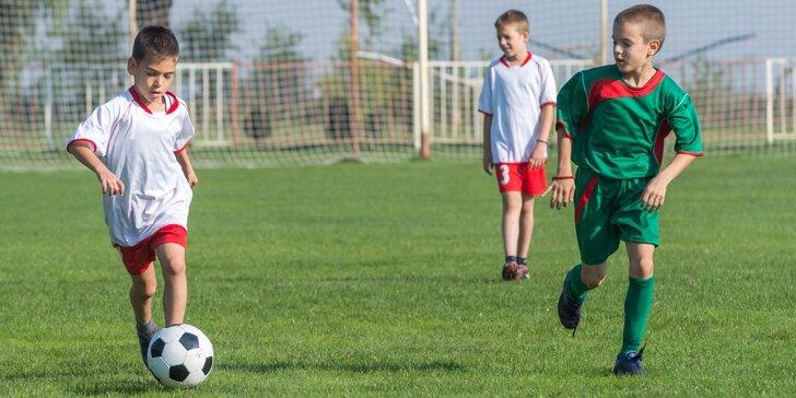 Na hřišti jako doma: Individuální a skupinové tréninky pro malé fotbalisty