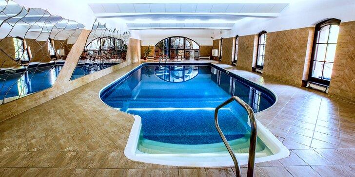 Aktivní 4* pobyt v Šiškově mlýně: Bazén, sauna, bowling, výlety a výborné jídlo