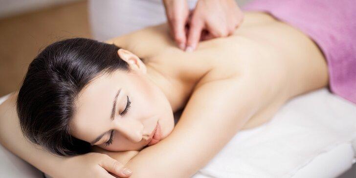 Masáž na míru – vyberte si ze 7 uvolňujících masáží