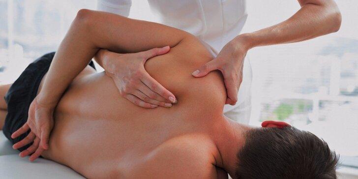 Myslete na zdraví: Individuální fyzioterapie či cvičení proti bolesti zad