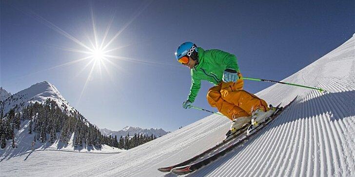 Úžasná jednodenní lyžovačka v Rakousku - Schladming / Dachstein