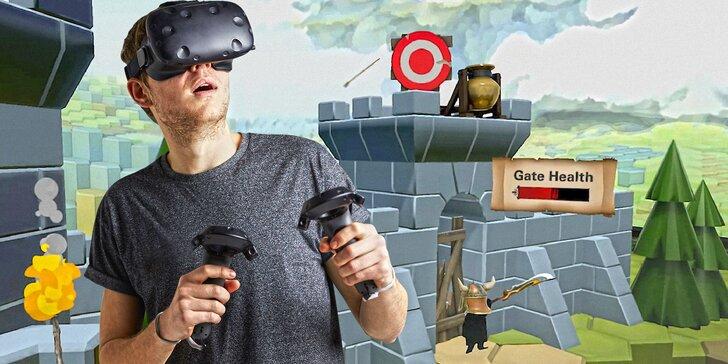 Virtuální realita na vlastní kůži - zážitek, na který nezapomenete