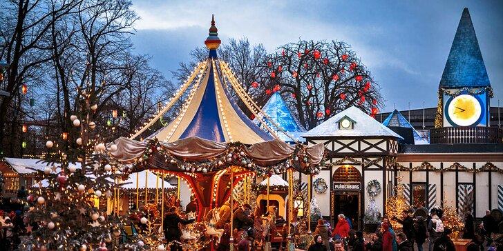 Zažijte neopakovatelnou atmosféru na vánočních trzích v Kodani