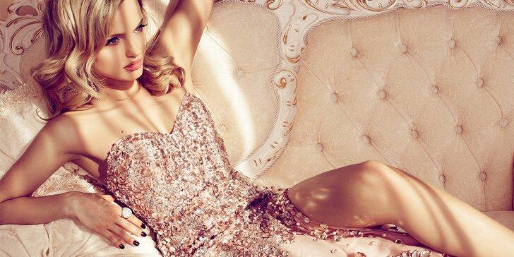 Předvánoční balíček: 140 minut luxusní kosmetické péče a relaxace pro dámy