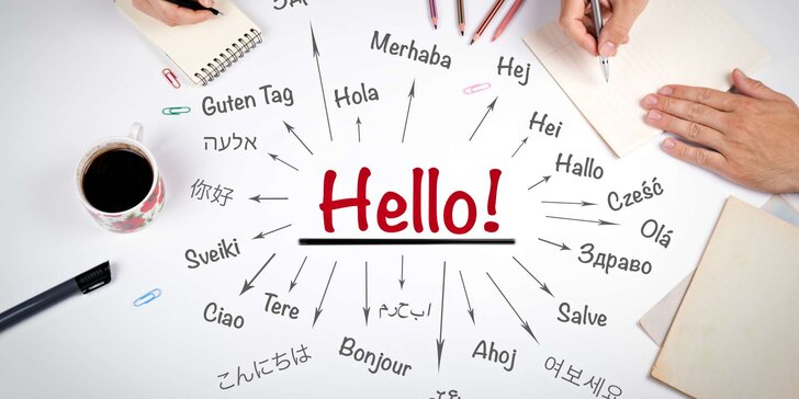 Podzimní jazykové skupinové kurzy ve Vistě - pro ty, co chtějí víc