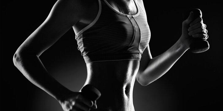 Dopolední cvičení v Body Revolution s analýzou složení těla