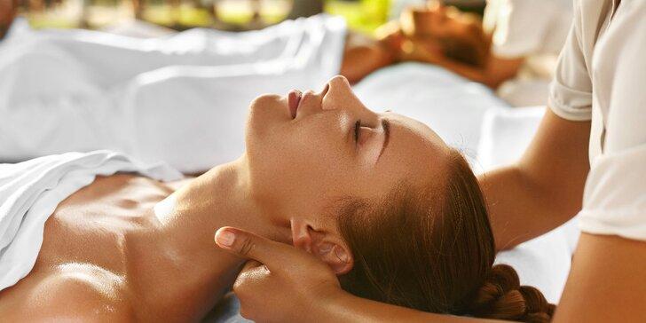 Zajděte si na zdravotní masáž a udělejte něco pro své tělo