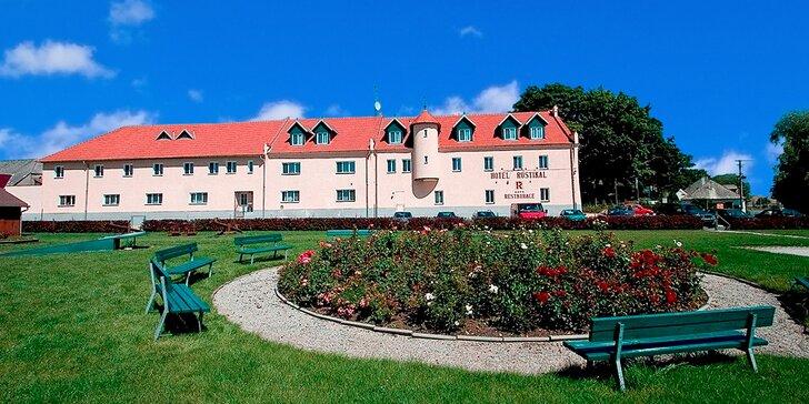 Podzim i zima na Vysočině v hotelu Rustikal s bazénem a skvělým jídlem