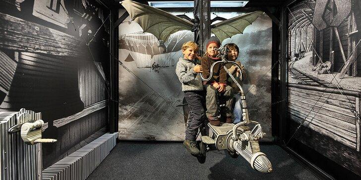 Darujte zážitek - vstupenka do světa fantazie v Muzeu Karla Zemana