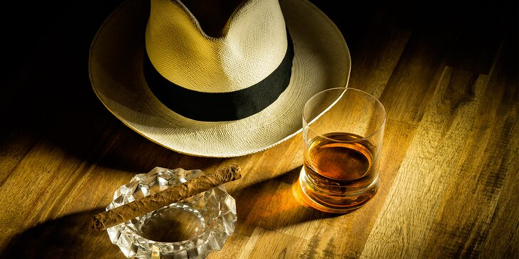 Degustace 6 špičkových rumů se zasvěceným výkladem v Savoyi