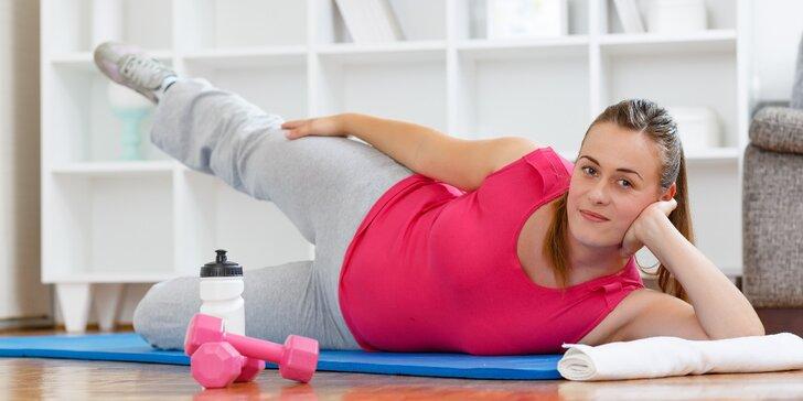 Kurz cvičení po porodu: pro začátečníky i pokročilé