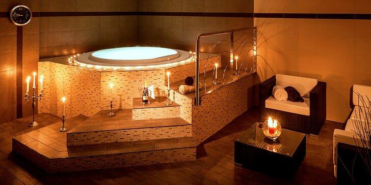 Romantický pobyt v zámeckém hotelu Štekl**** v Hluboké nad Vltavou vč. wellness