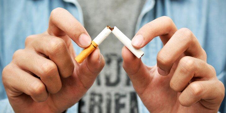 Odvykání kouření nebo vstupní vyšetření metodou Biorezonance