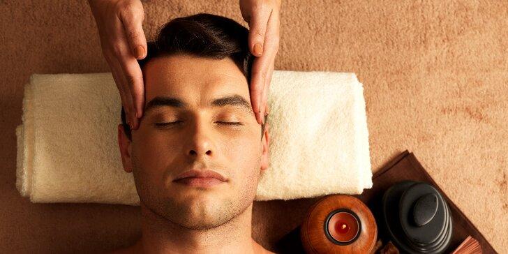 Výběr z manažerských masáží: odblokování šíje nebo Champi masáž hlavy