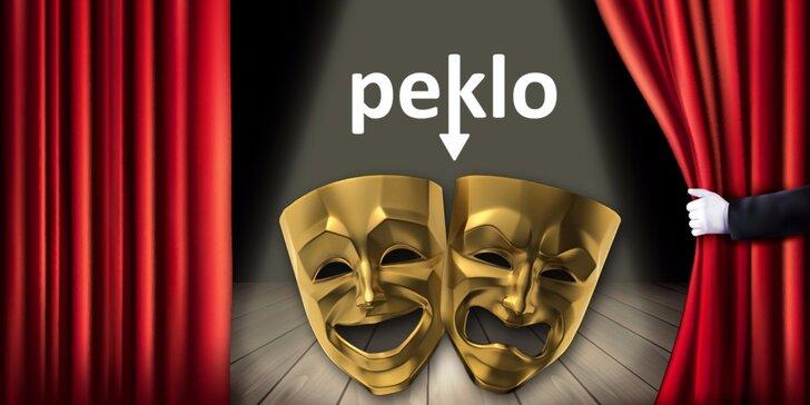 Komedie FILUMENA MARTURANO v KD Peklo