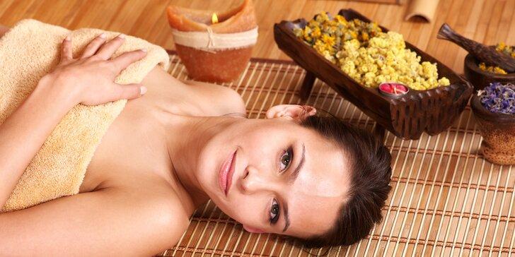 Jedinečná regenerační masáž celého těla - 60 minut