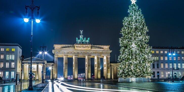 Výlet do Berlína v době adventu: památky, vánoční trhy a nákupy