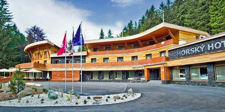 Relaxační a rekondiční pobyt v Horském hotelu Čeladenka**** v Beskydech