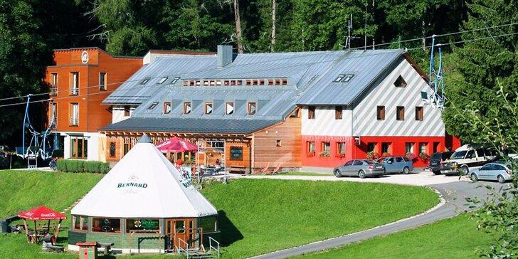 Od jara do podzimu v Peci pod Sněžkou: Skvělé jídlo, relax i turistika