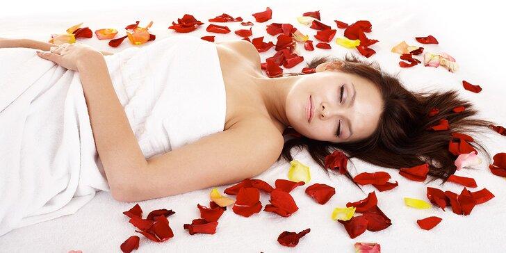 Tantrická masáž pro ženy v délce 90 minut