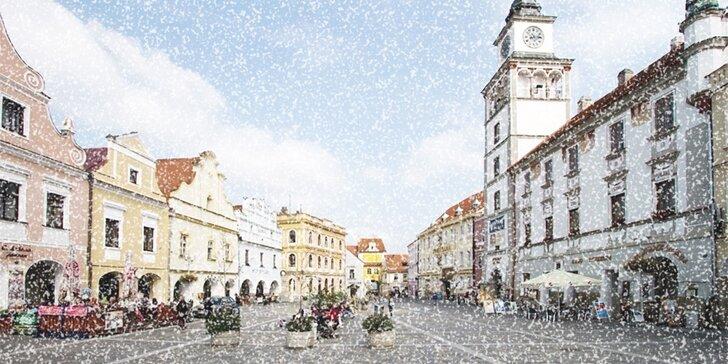 3 dny v Třeboni se snídaní, masáží i slevou na relax v lázních pro dva