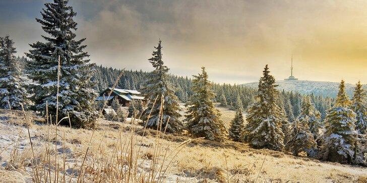 Krásné apartmány až pro 6 osob v Jeseníkách - i Vánoce a Silvestr