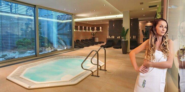 Luxusní víkendový pobyt s neomezeným wellness v baťovském Zlíně