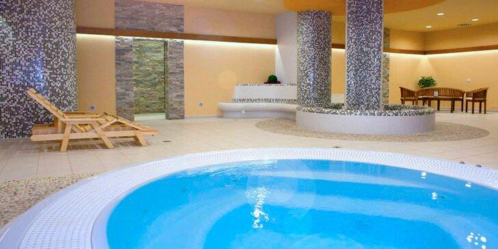 Skvostné 4* pobyty v Přerově s neomezeným wellness a polopenzí pro 2