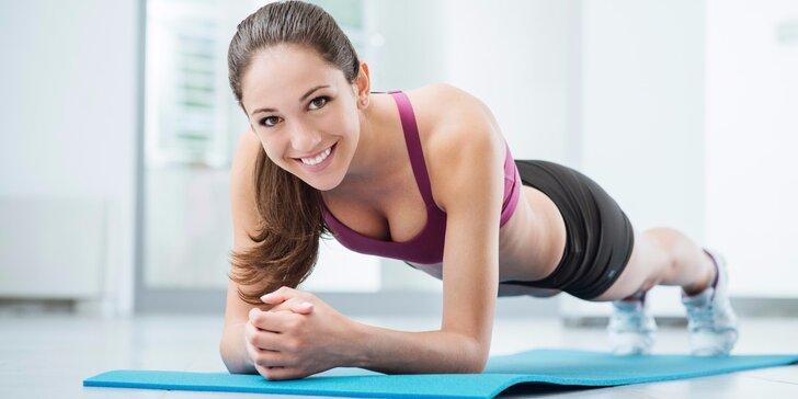 Měsíční členství v čistě dámském fitness centru Violeta